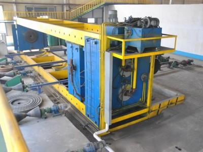 螺旋钢管水压机