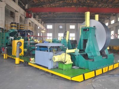 焊接钢管加工设备