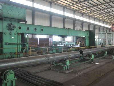螺旋焊管生产设备