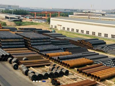 螺旋钢管国家标准