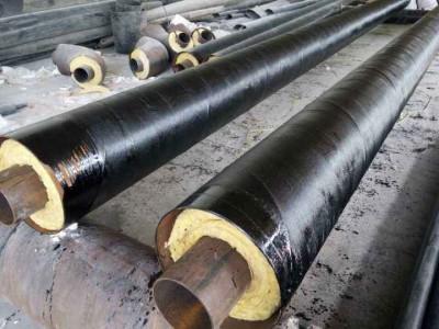 钢套钢保温螺旋钢管的价格优势