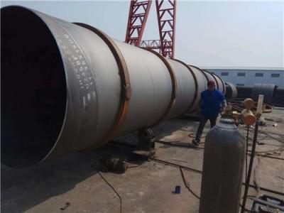 瓦斯抽放用涂塑螺旋焊管生产厂家定制直销