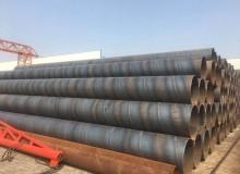 螺旋缝焊接钢管价格多少钱一吨