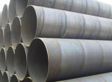 大口径螺旋钢管多少钱一吨