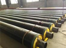供暖预制直埋式保温钢管生产厂家