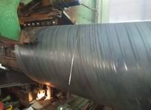 埋地走水用螺旋钢管加工工厂价格便宜