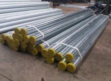 污水钢管用镀锌钢管可以吗?