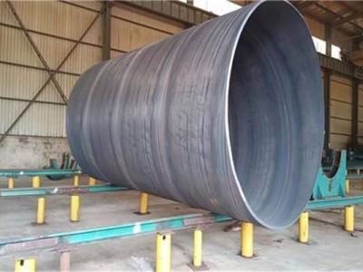 大口径螺旋焊接钢管厂家批发