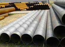 排水用碳钢螺旋钢管