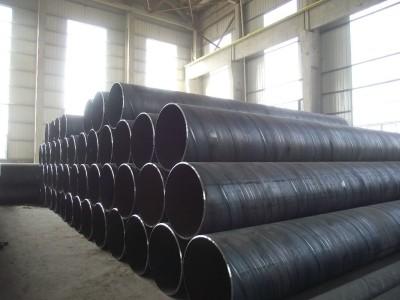 新化碳钢螺旋钢管厂家直营