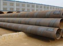给水用大口径螺旋钢管实体厂家