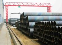 桥梁打桩用螺旋钢管优质价廉
