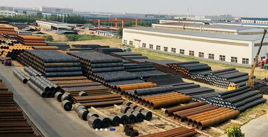 国标螺旋钢管标准