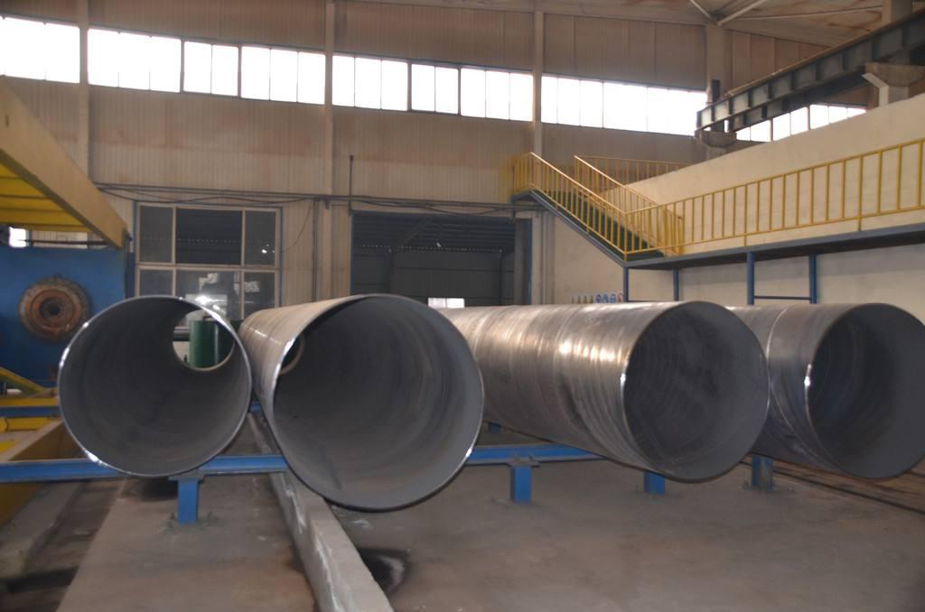 螺旋钢管质量检验方法
