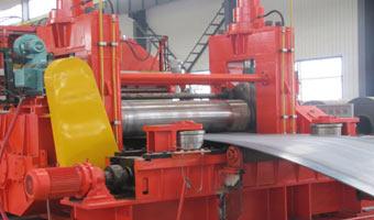 螺旋管生产工艺