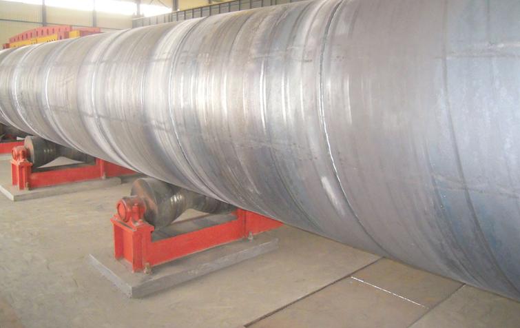 Q345螺旋焊管