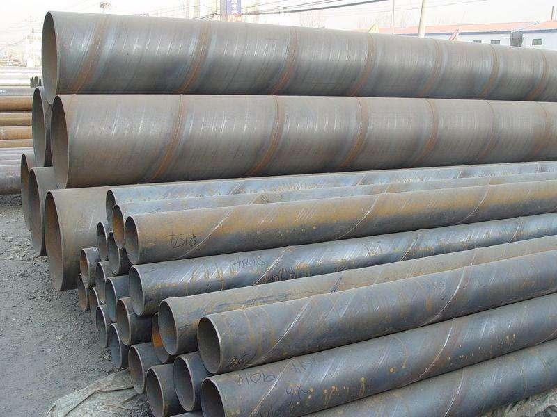 螺旋焊接钢管厂家的常用制造方法