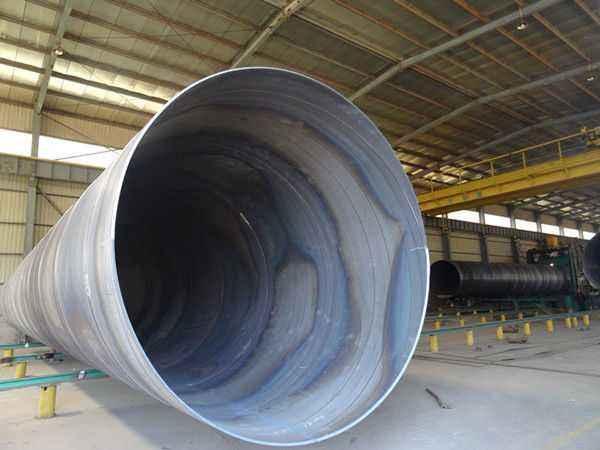 螺旋埋弧焊管与直缝埋弧焊管的区别