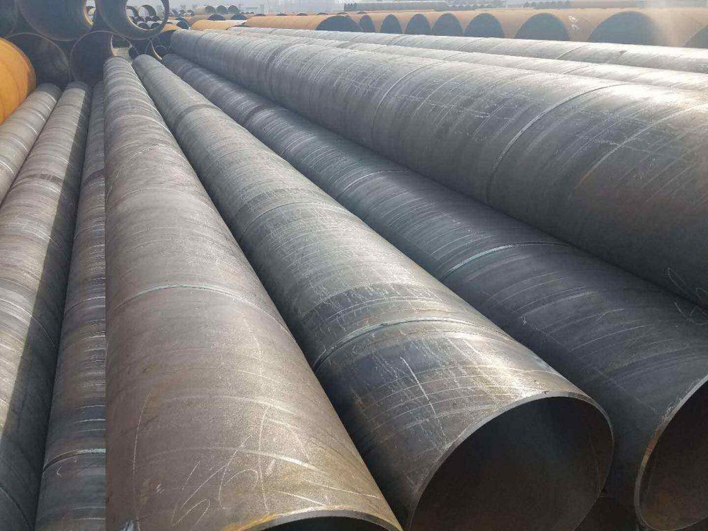 螺旋钢管的防腐隔热性能
