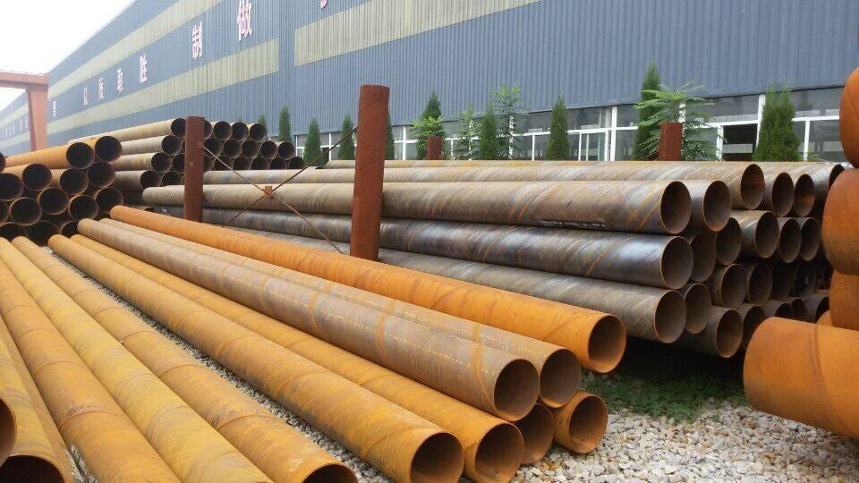 制造焊接钢管的四个步骤