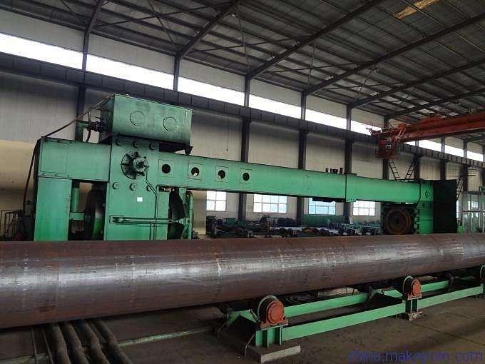 焊管生产工艺介绍