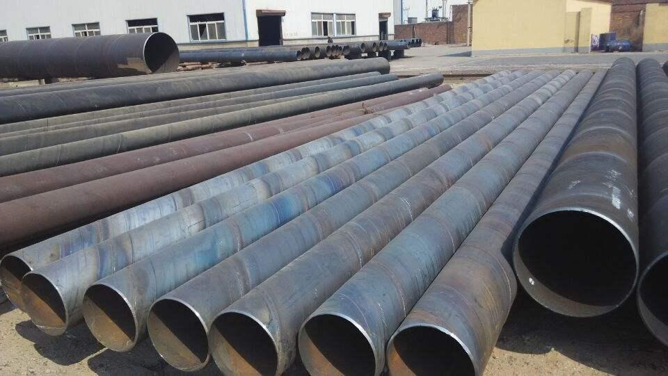 直缝焊接钢管与螺旋焊接钢管有什么不同?