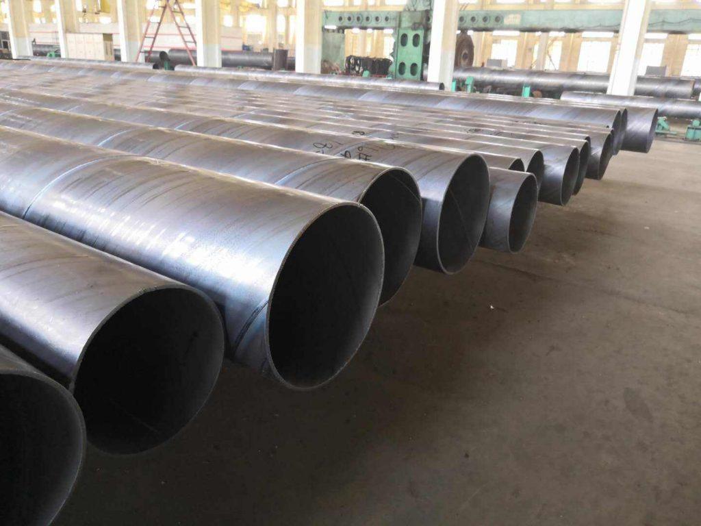 如何突破螺旋钢管制造商的局限性