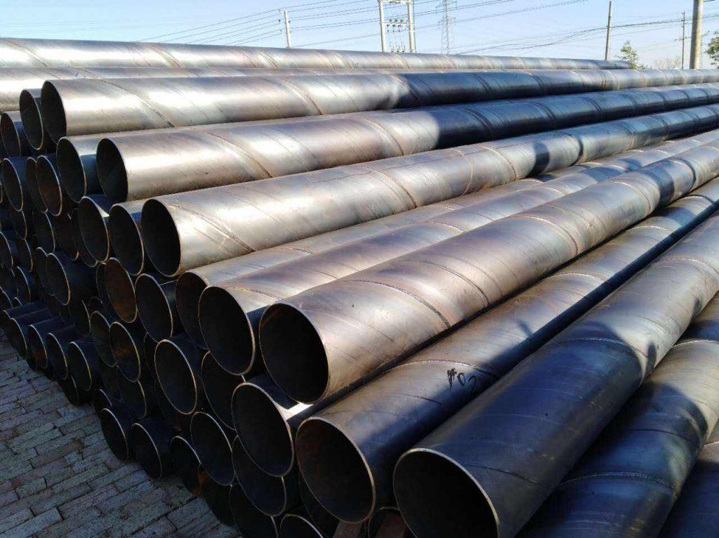 小口径螺旋焊管的特点及用途