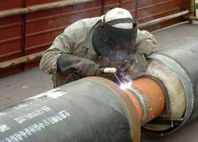 低碳钢焊接工艺