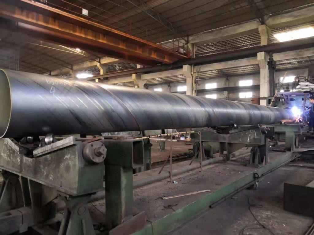 螺旋钢管厂家供应商