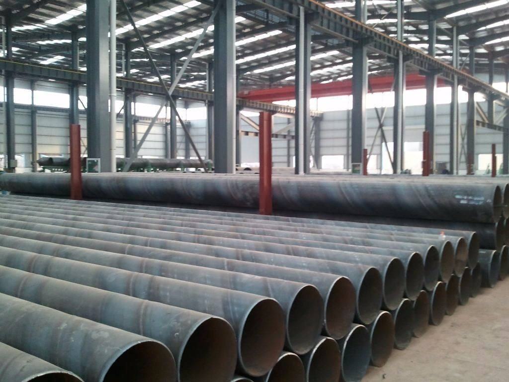 螺旋埋弧焊钢管厂家的制造工艺介绍