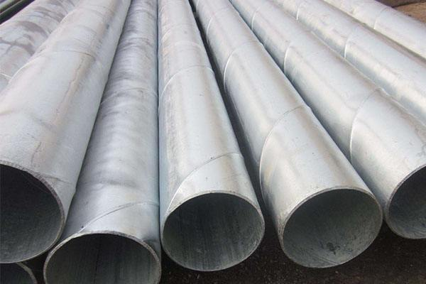 热浸镀锌焊接钢管的制造工艺