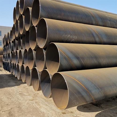 螺旋钢管存储方法