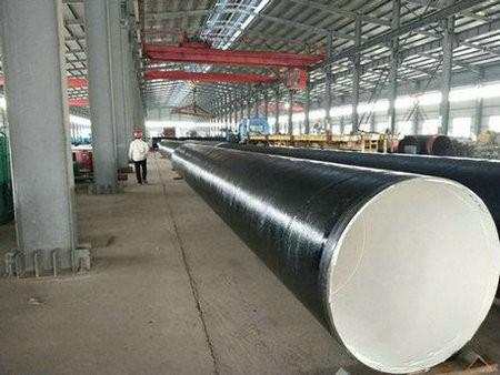 包覆式三层聚乙烯涂覆防腐钢管专业厂家