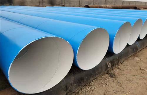 怀化涂塑螺旋焊接钢生产厂家