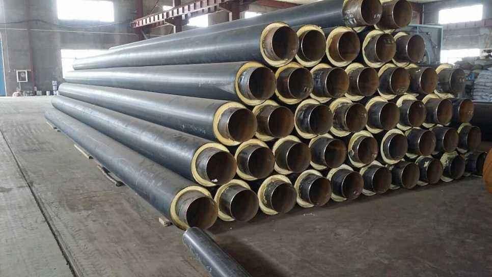 地埋保温螺旋钢管实体生产厂家 联系电话