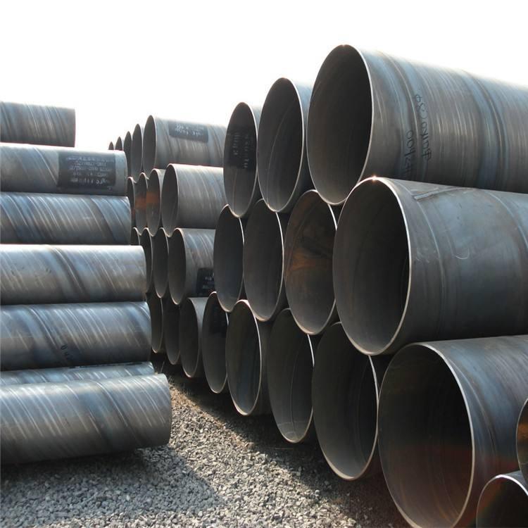 螺旋钢管生产厂家最新报价