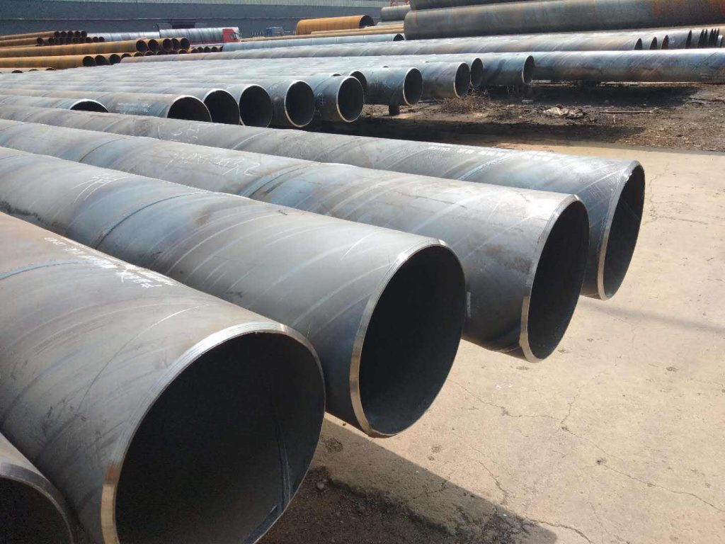 厚壁螺旋焊接钢管生产厂家