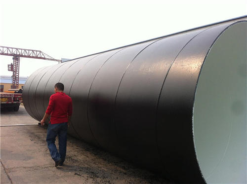 外3PE防腐内环氧粉末防腐钢管